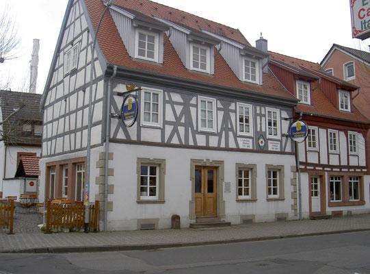 Ehemaliges Lutherisches Pfarr- und Schulhaus