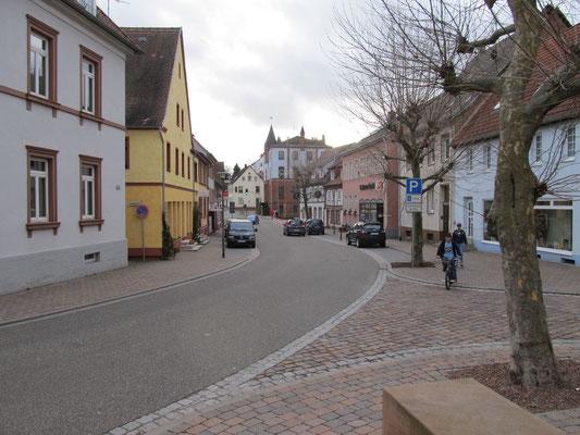 Hauptstrasse Süden