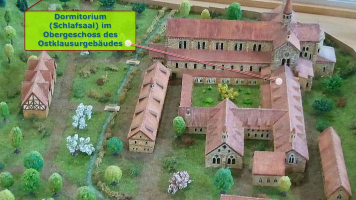 Ehemaliges Kloster Otterberg, Model Heimatmuseum