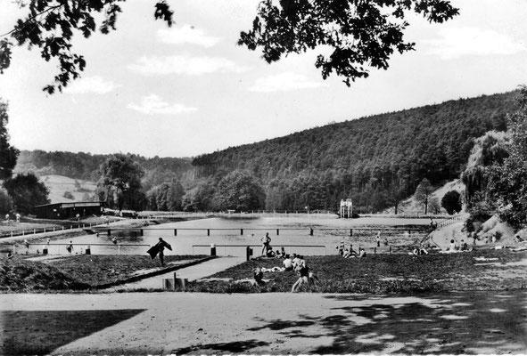 1950 Ansicht aus Osten