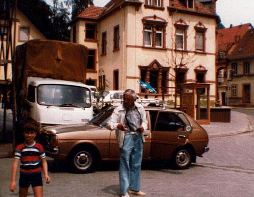 1981, Bild: H.Günther