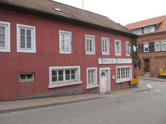 Ehemaliges Gasthaus Zum Kreuz