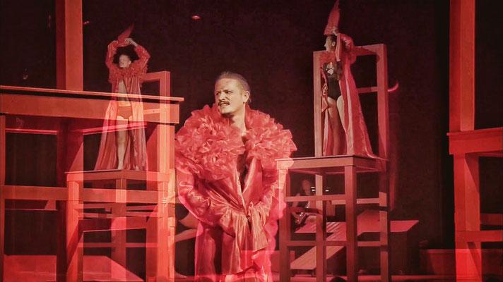 TAT Kreativ-Akademie Málaga - Macbeth - Shakespeare - Seidel - Gabriel