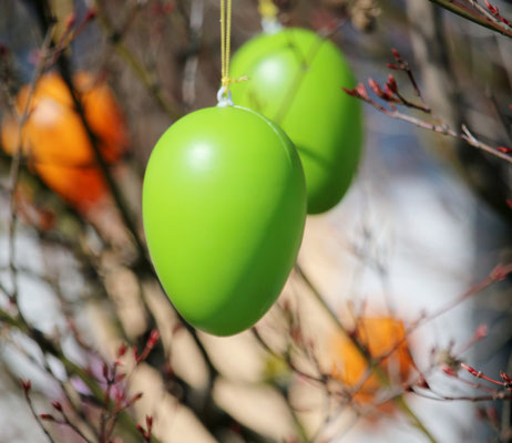 Ostern hält auch im Hotel Schwarz Einzug