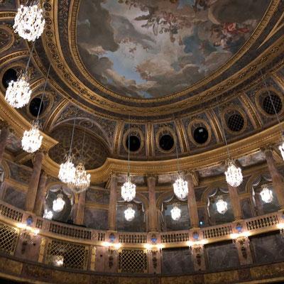 Visite privée Versailles Opéra Royal