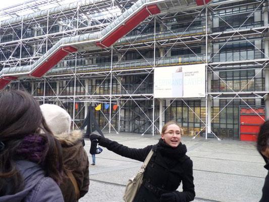 Guide privé Marais Centre Pompidou