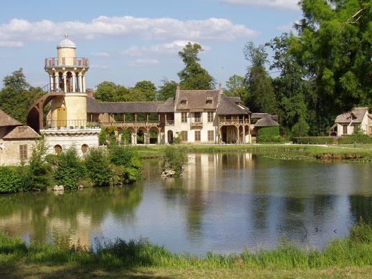 Visite guidée Château de Versailles Trianon Domaine Marie-Antoinette