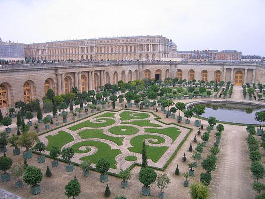 Visite guidée Château de Versailles Jardins
