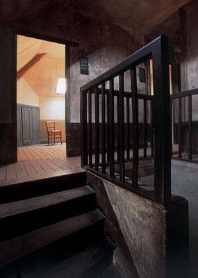 Vincent Van Gogh chambre Auberge Ravoux