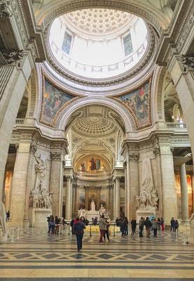 Panthéon Quartier Latin