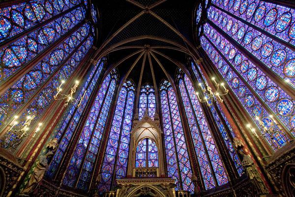 Visite en ligne Sainte chapelle