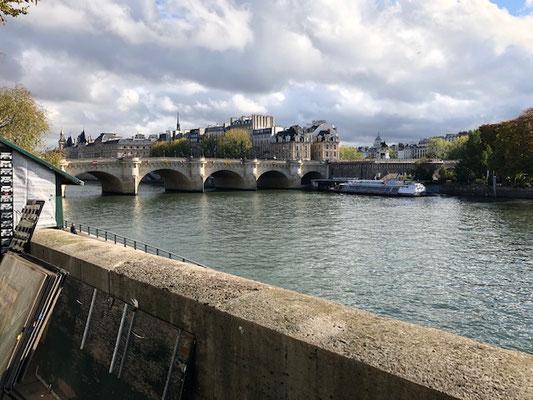 Guide privé Paris le long de la Seine