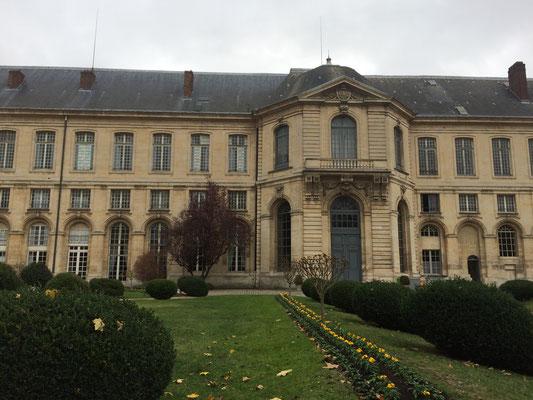 Maison d'éducation pour jeunes filles Saint Denis