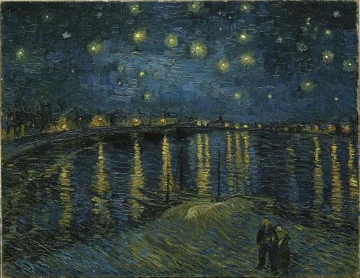Van Gogh Nuit Etoilée