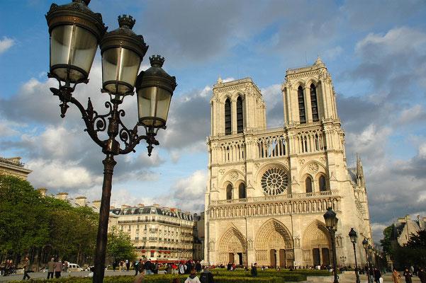 Visite guidée Cathédrale Notre-Dame de Paris Ile de la Cité