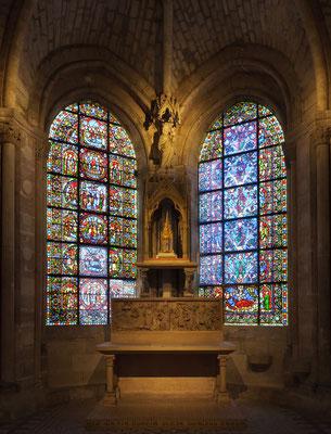 Chapelle reliques Saint Louis