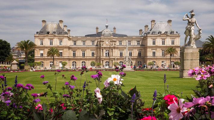 Visite guidée privée Quartier Latin Jardins du Luxembourg Paris