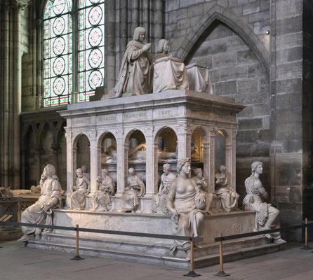 Tombes rois et reines de France