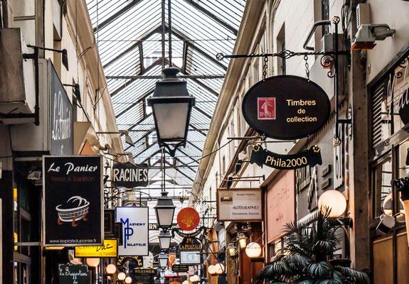 Visite guidée Paris Passages couverts