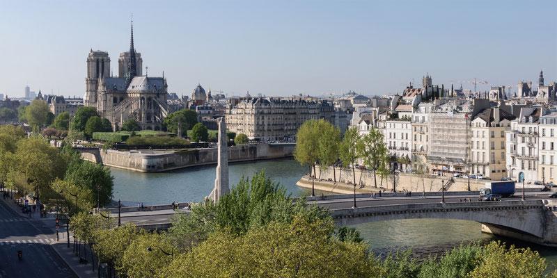 Visite guidée Découverte Paris en un jour