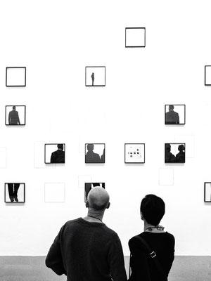 Visite insolite galeries d'art paris