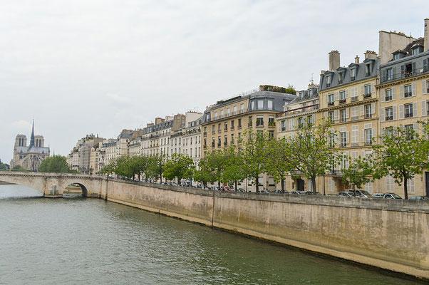 Visite guidée privée Ile Saint Louis Paris