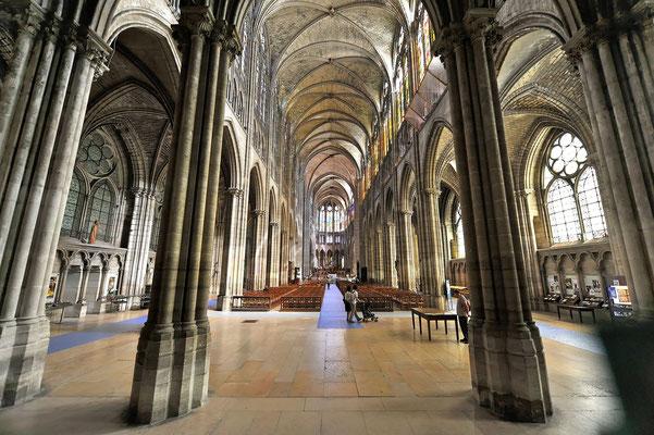 Visite guidée privée Basilique Cathédrale Saint Denis
