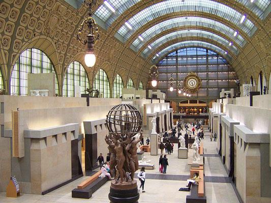 Visite guidée thématique Paris Musée d'Orsay