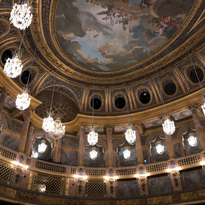Opéra royal de Versailles visite