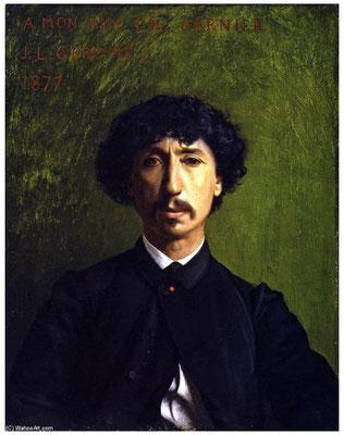 Charles Garnier architecte Musée Opéra Garnier