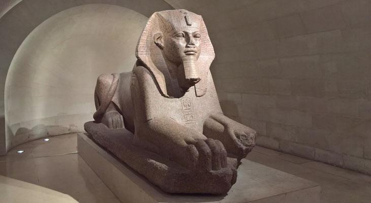 Visite guidée Paris famille antiquités égyptiennes Louvre