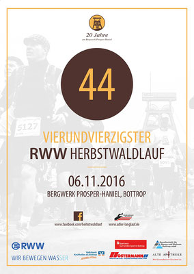 44. Bottroper Herbstwaldlauf / Ultramarathon