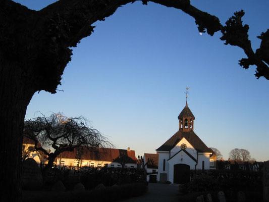 Schleswig, Friedhof in Holm