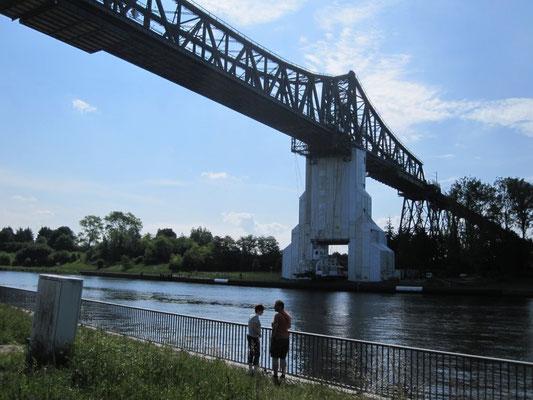 Technikdenkmal Eisenbahnhochbrücke