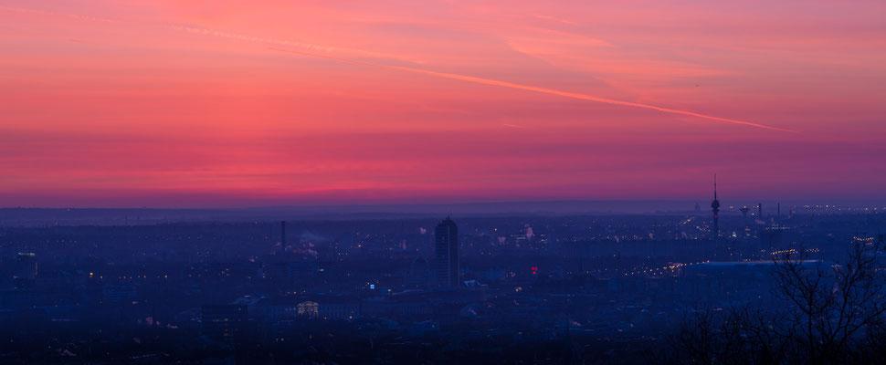 Budapest at sunrise