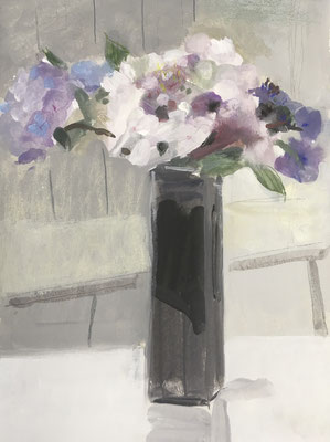 「紫陽花」 4号大