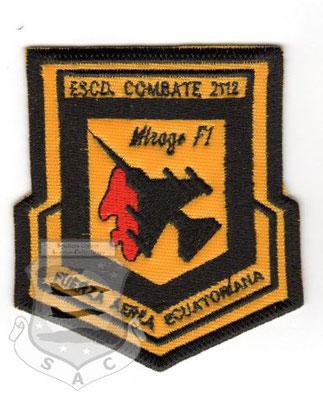 Escuadron de Combate 2112 Mirage F.1