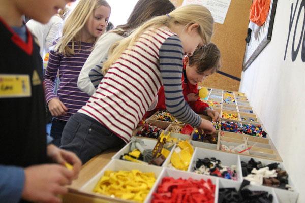 Lego-Tage