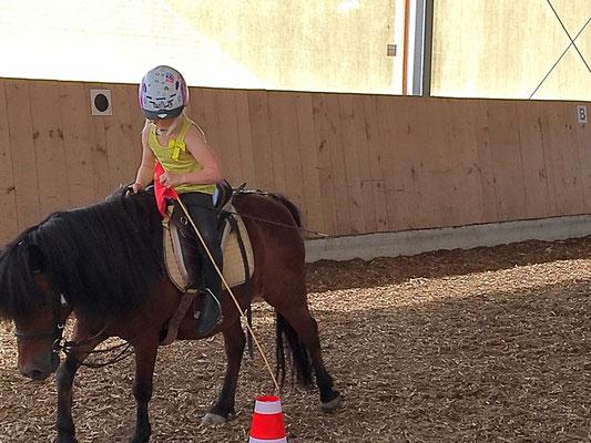 Reiterspiele (Mounted Games) 4