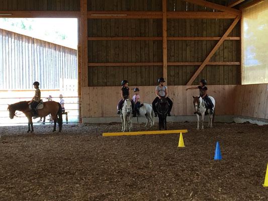 Reiterspiele (Mounted Games) 5