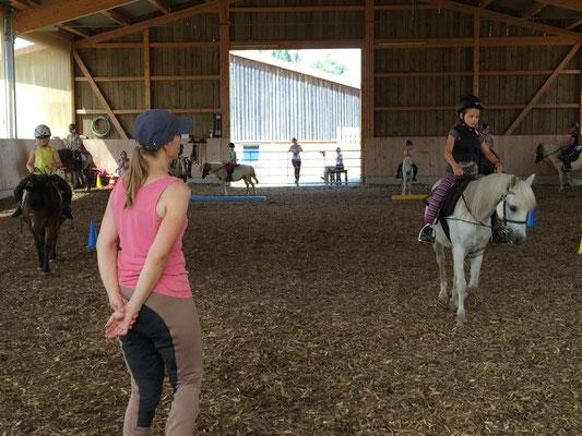 Reiterspiele (Mounted Games) 1