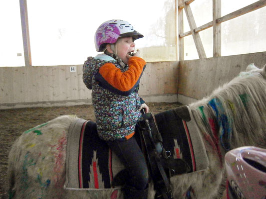 Kindergeburtstag mit Ponys 2