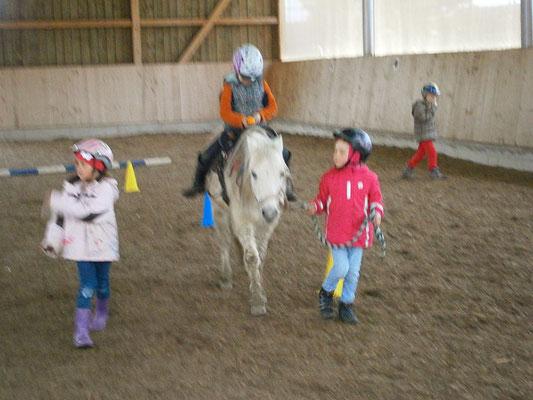 Kindergeburtstag mit Ponys 3