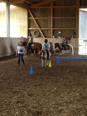 Reiterspiele (Mounted Games) 2