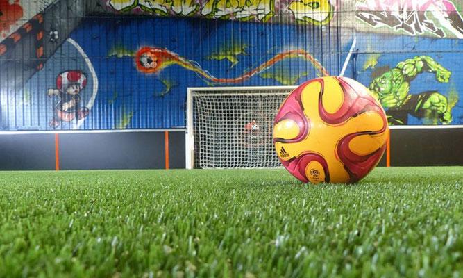 Centre activité bubble foot 74