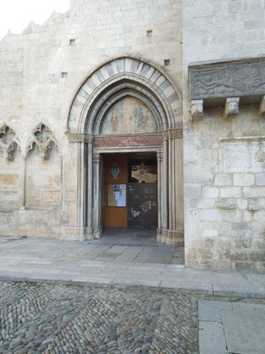 Basilique St Feliu