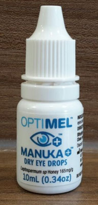 Manuka Augentropfen Fläschchen (Trockene Augen, Sicca Syndrom)