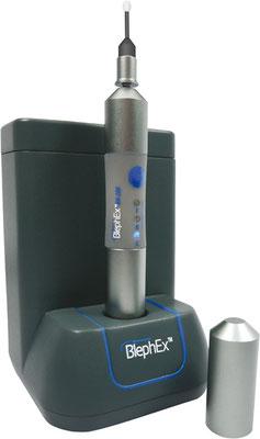BlephEx kommt besonders bei einer Lidrandentzündung zum Einsatz (Quelle: bon Optic)