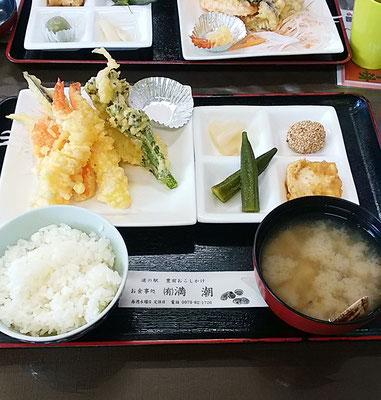 ビックリ500円定食