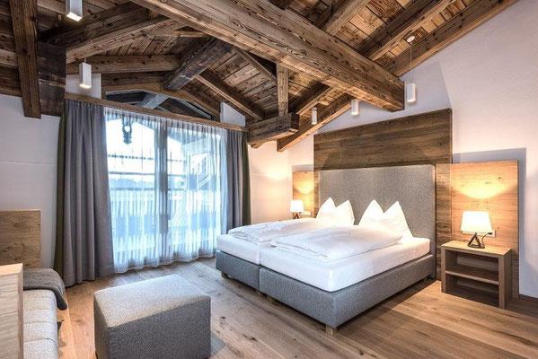 Nach dem Yoga schläft es sich besonders gut in den wunderschönen Zimmern